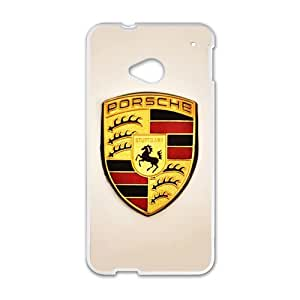SVF Porsche sign fashion cell phone case for HTC One M7