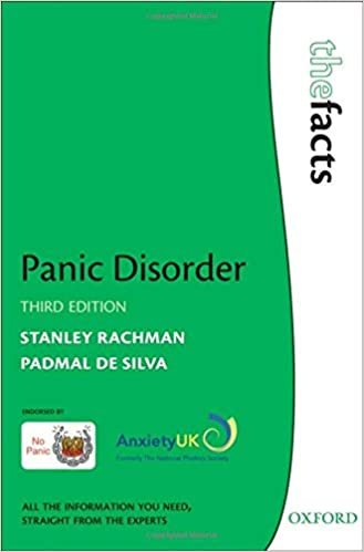 Book Panic Disorder: The Facts