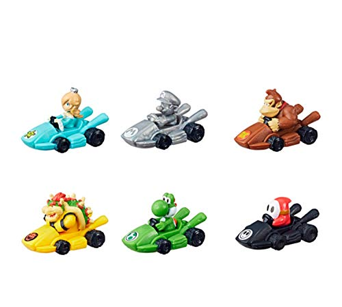 Bundle of All 6 Monopoly Gamer Mario Kart Power Pack Pieces Complete Set ()