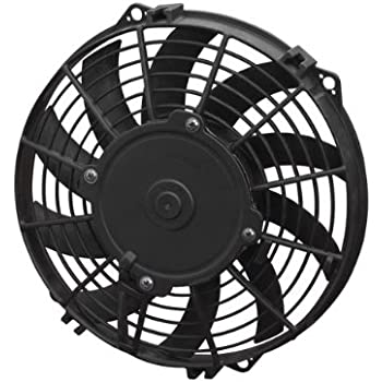 Amazon Com Spal 30103011 5 2 Paddle Blade Puller Fan Automotive