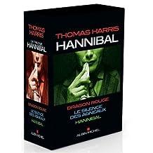 Coffret - Hannibal: Dragon rouge • Le silence des agneaux • Hannibal
