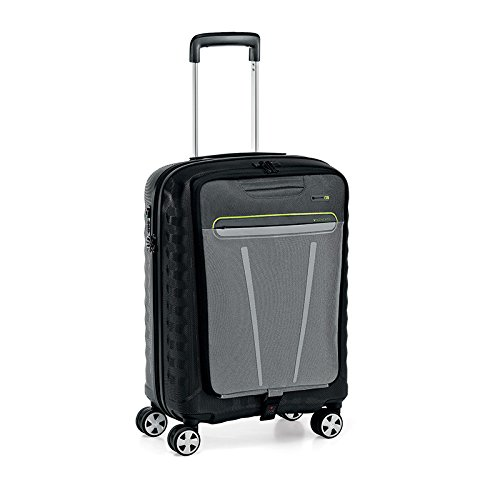 ロンカート DOUBLE 【55cm】| 機内持ち込みスーツケース | 5145 B01N9K7G76 ライム