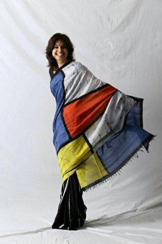 Multicolor Printed Print Indian Cotton Hand for Women USA Traditional Party daindiashop 20 Sari Multicolor Sarees Block Bagru Wear 8Iwqayxg