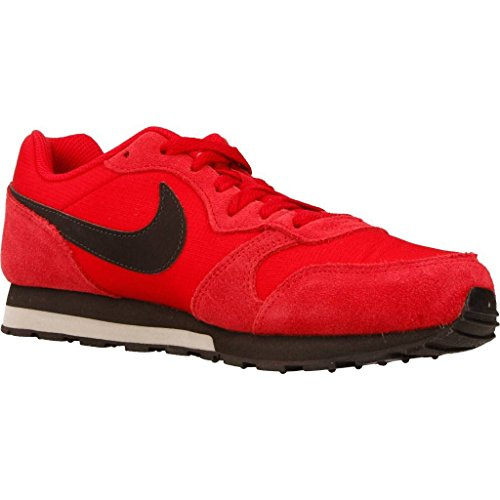 Nike 2 Runner Red Running Competition Md Boys' Gs Red Shoes PrqtP