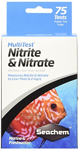 Seachem MultiTest Nitrite Nitrate Test