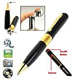 SR Global Spy Hd Pen Camera with Voice-Video Recorder and Dvr-Hidden-Camcorder Model 56442