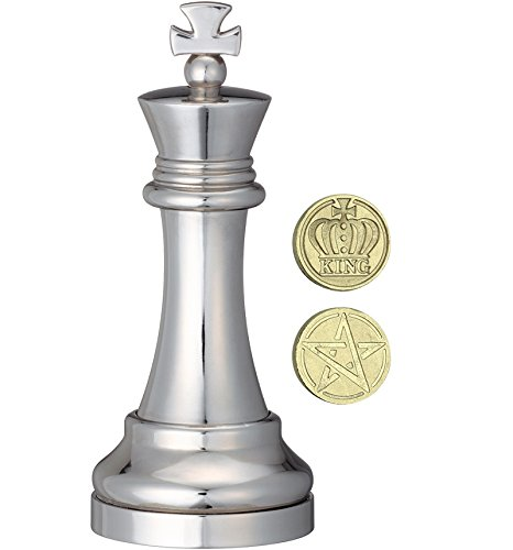 Cast Puzzle Premium Series ~Chess Puzzle~ King by Hanayama