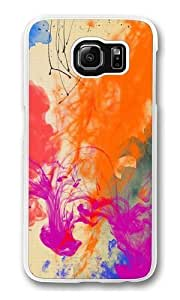 Color Polycarbonate Hard Case Cover for Samsung S6/Samsung Galaxy S6 Transparent Kimberly Kurzendoerfer