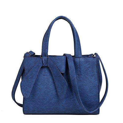 blue main Européen à givré sac unie bandoulière DIUDIU petit 2018 Américain arcs à Messenger frais et couleur sacs sac d'été 1HqRAn0