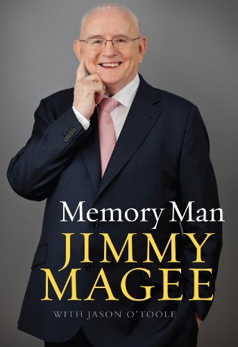 - Memory Man: The Life and Sporting Times of Jimmy Magee: Sports trivia from the 'Memory Man' Jimmy Magee