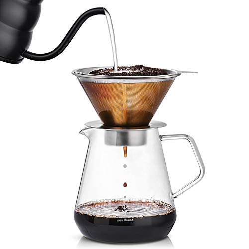 elegant coffee brewer - 1