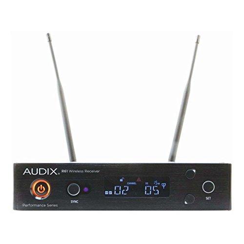 Audix AP61 HT7BG Wireless System, Includes R61 Receiver, B60