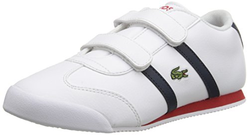 dff4a04363702 Lacoste Tourelle CLC Athletic Sneaker (Little Kid Big Kid) - Import ...