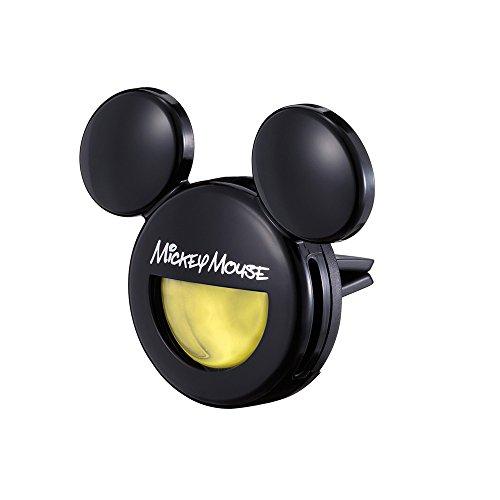 나폴렉스 자동차용 소취 방향 제 디즈니 AC콜론 미키 시트러스 스쿼시 의 향기 옐로우 WD-382 / 샤워의 향기 그린 WD-383 / 퍼플 WD-384 / 레드 WD-380