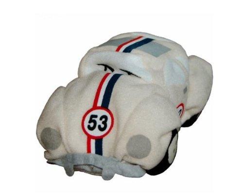Race Car Bean - Herbie the Love Bug Volkswagen - Disney Herbie Movie Bean Bag Plush