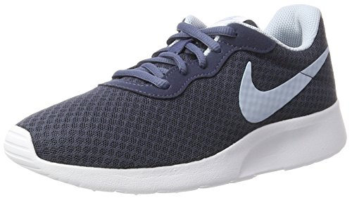 Donna NIKE Blue Tanjun white Light Blu Sneaker Armory Blue Thunder qqOR7Bn