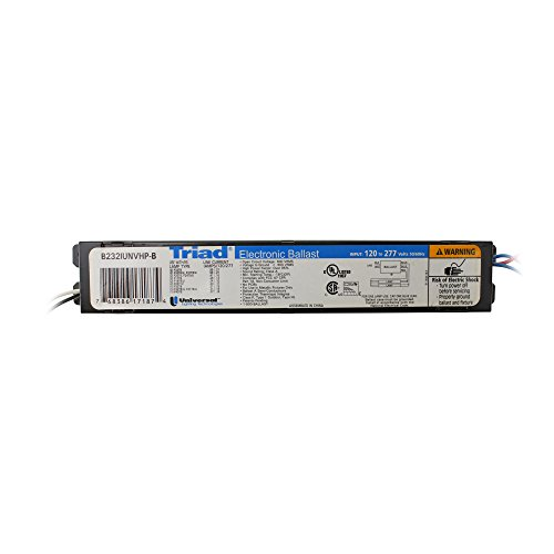Universal Lighting Technologies B232IUNVHP-B Electronics Fluorescent Ballast (Lighting Universal Ballast Technologies)