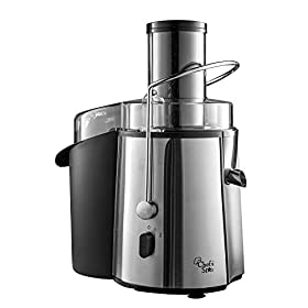 Juicer Extractor Machine, Electric Fruit & Vegetable Juice Maker Quiet 700 Watt Power Motor, Wide Mouth For Whole Fruits & Vegetables Easy To Clean, Best For Home & Kitchen – BPA Free