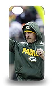 New Snap On Iphone Skin 3D PC Case Cover Compatible With Iphone 5c NFL Green Bay Packers Aaron Rodgers #12 ( Custom Picture iPhone 6, iPhone 6 PLUS, iPhone 5, iPhone 5S, iPhone 5C, iPhone 4, iPhone 4S,Galaxy S6,Galaxy S5,Galaxy S4,Galaxy S3,Note 3,iPad Mini-Mini 2,iPad Air )