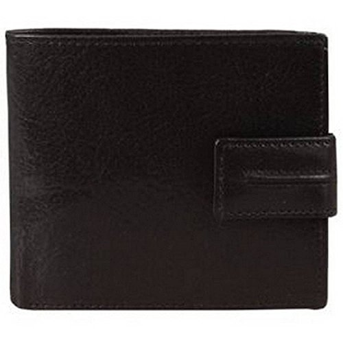 Fold Dents Dents Wallet Leather Bill Wallet 3 Bill Black Card Leather 3 Mens Fold Card Mens qxw6O0UfE