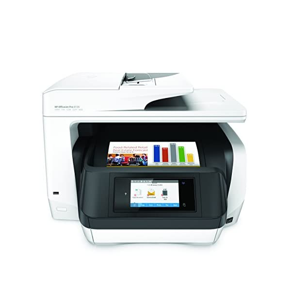 HP OfficeJet Pro 8720 Wireless All-in-One Photo Printer with Mobile Printing (K7S42A)