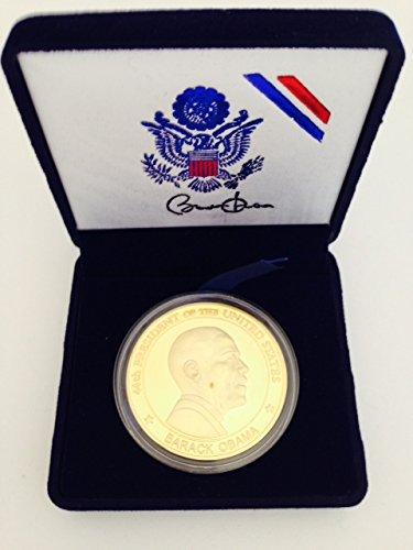Presidential Souvenirs Barack Obama Coin