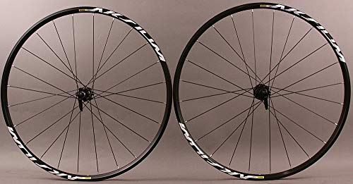 Mavic Aksium 6 Bolt Disc Road Bike Wheelset Campagnolo Freehub