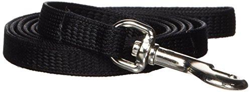 Hamilton 817 BK 3/8-Inch by 4-Foot Snag Proof Braided Cat Lead, Black