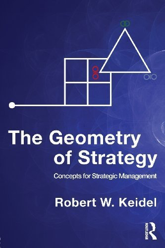 The Geometry of Strategy: Concepts for Strategic Management by Keidel, Robert W. (2010) Paperback