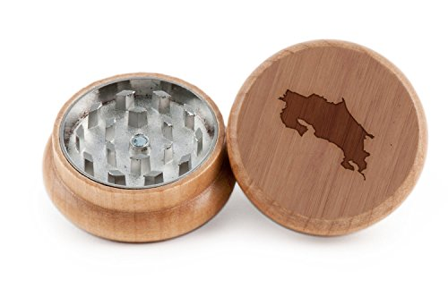 Costa Rica Herb and Spice Grinder