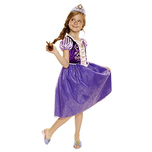 Disney Princess Heart Strong Rapunzel Dress - Princess Jasmine Heart