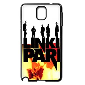 Popular band linkin park logo poster Hard Plastic phone Case Cover For Samsung Galaxy NOTE3 Case Cover FAN213134