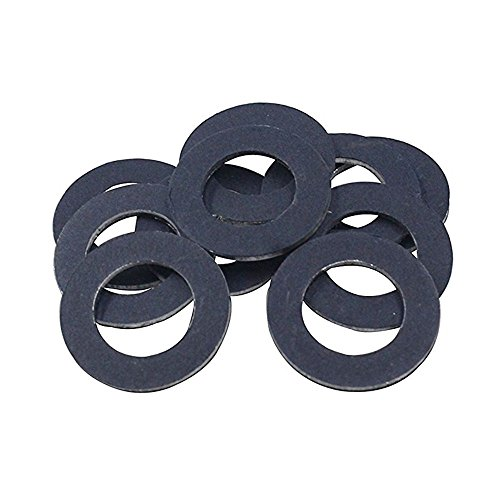 - Oil Drain Plug Gaskets Seal washer set - 90430-12031 fit for toyota camry Corolla prius Rav4 TUNDRA 4runner dlx scion lexus LS400 Sienna Matrix Yaris FJ Cruiser Highlander Tacoma More - (10 pcs)
