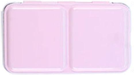 48 Rejilla Paleta de Acuarela vacía Caja de Pintura Metal Pintura ...