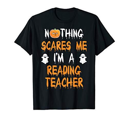 READING TEACHER Halloween Costume Gift T-Shirt ()