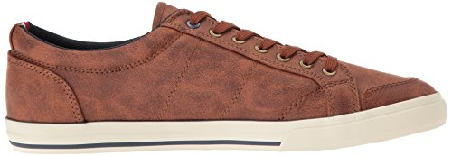 Tommy Hilfiger Mens Paddy6 Fashion Sneaker, Marrone, 13 M Us