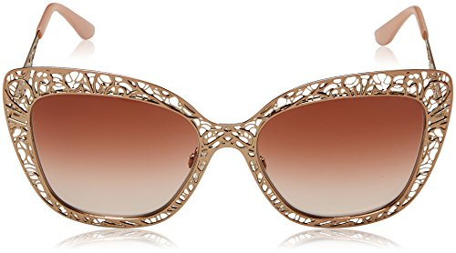Dolce amp; dg2164 Sonnenbrille Gabbana Gold Pink q4qwH7Y