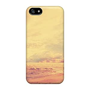Fashionable Style Cases Covers Skin For Iphone 5/5s- Surfers Sunset Beach