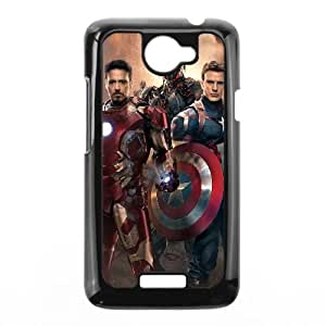 Iron Man HTC One X Cell Phone Case Black Phone cover E1336068