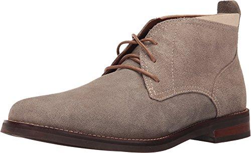 Cole Haan Men's Ogden Stitch Chukka II Boot, Driftwood Suede, 11 Medium US (Chukka Boots Cole Haan)
