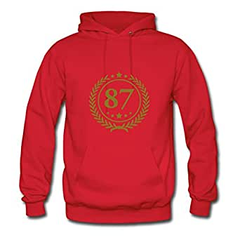 Kranz_87_gold__f1 Arturobuch X-large Women Red Diatinguish Hoodies