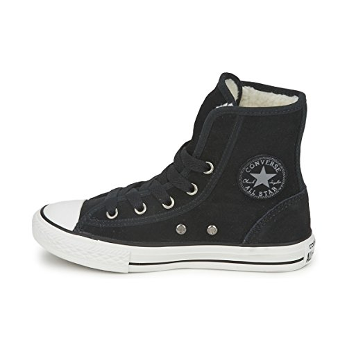Converse All Star Super Black - enfant (garçon ou fille) (31.5 eu, Black)