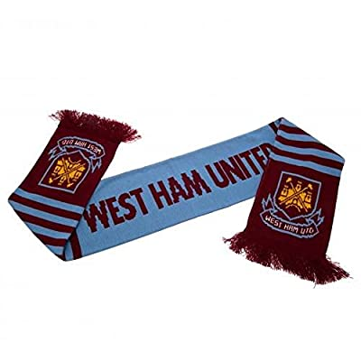 West Ham United EPL Knit Scarf WM