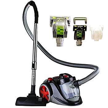 Ovente ST2010 Retractable Cord Vacuum Cleaner