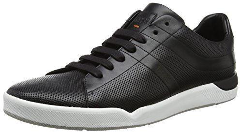 sale extremely Boss Orange Men's Stillnes_Tenn_ltpf 10197234 01 Low-Top Sneakers Black (Black 1) cheap price original buy online new 2bdZ3QvoD