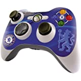 Chelsea FC Xbox 360 Controller Skin Sticker Cover - Licensed Merchandise