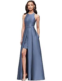 Mikado Bridesmaids Walkthrough Ball Gown Bridesmaid Dress Style F19822