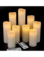 Antizer Flameless Candles Led Candles