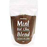 Mint Infused Hot Chocolate Blend