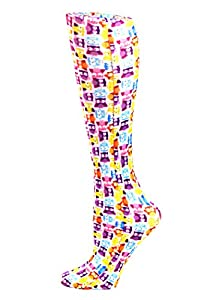 Celeste Stein CMPS-1905 Therapeutic Compression Socks, 0.6 Ounce